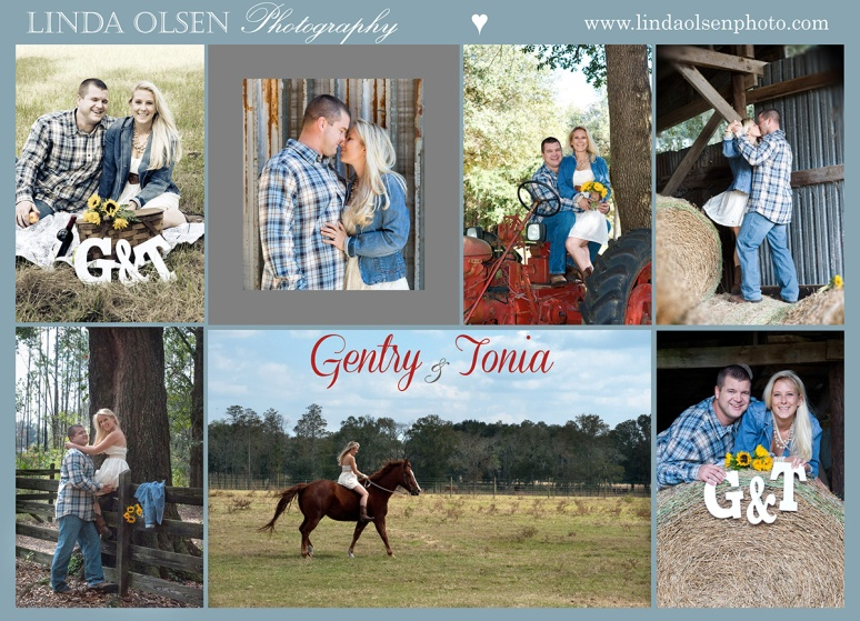 So excited to be photographing Tonia and Gentry's wedding tomorrow at the DD Ranch.