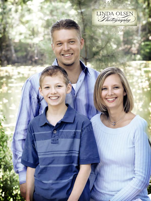 Huebner family