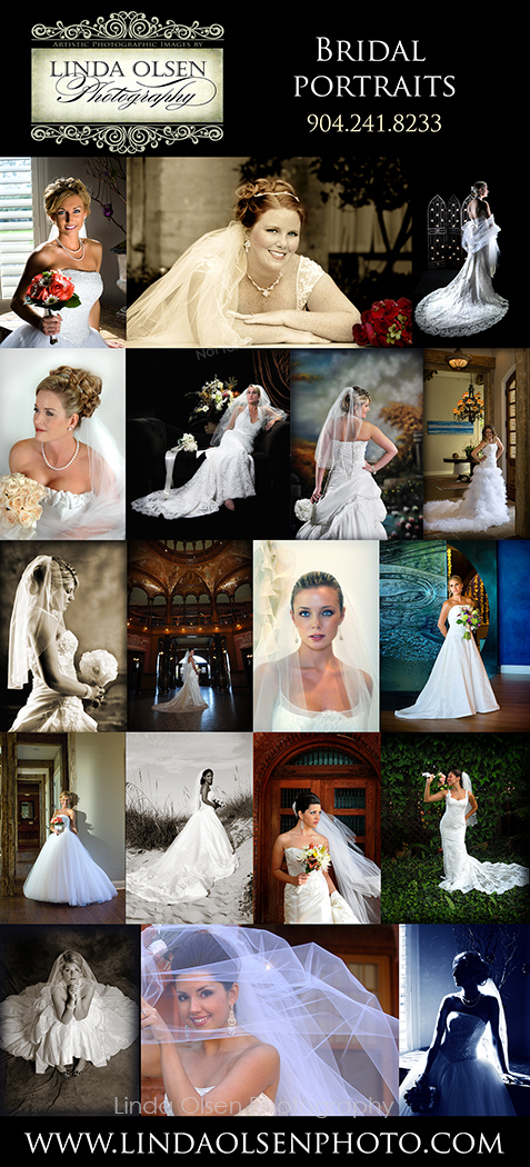 Bridal collage cardx