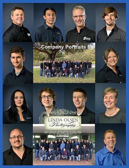 System Innovators hired me for the second year to take their company photo for a holiday greeting for their clients. I also brought some gear to take some quick personnel portraits for use on their website. Does your company need something similar done?