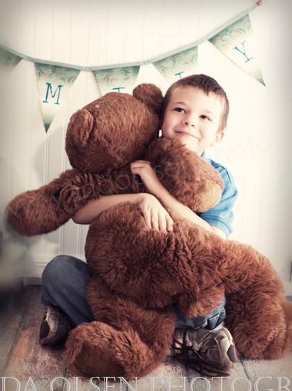 Hug a bear
