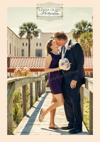 Donna and Mitch Eick wedding