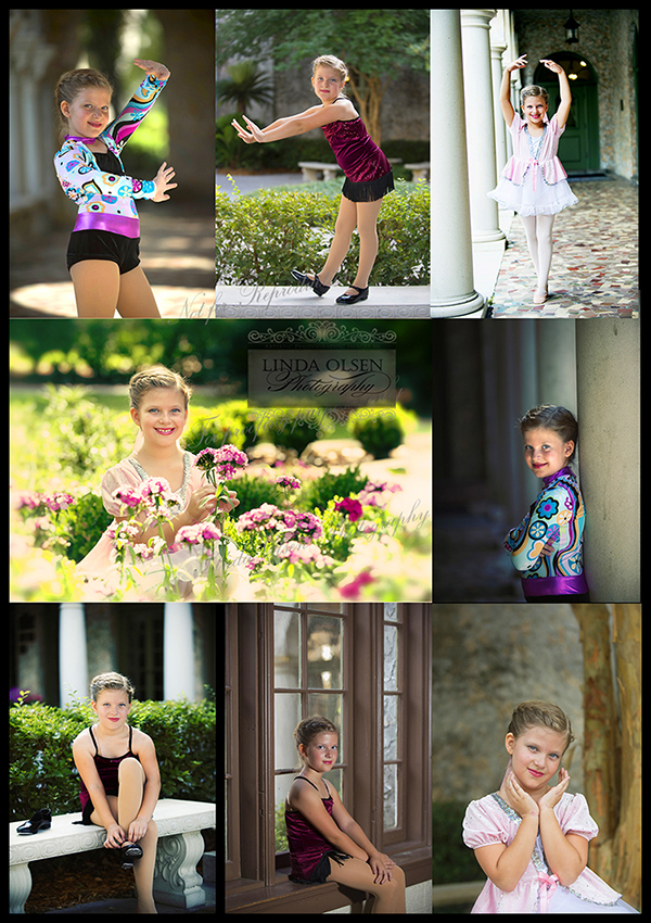 A long time client and friend asked me to photograph portraits of her daughter Hannah's dance recital. I have photographed Hannah since she was born and the date requested, I was in California.  I asked Nancy Flynn to do the shooting for m, instructed her on pose ideas and I did the post production and retouching when I returned. Nancy has assisted me numerous times on various assignments and did a wonderful job. You can see more of her work at nancyflynnphotography.com.