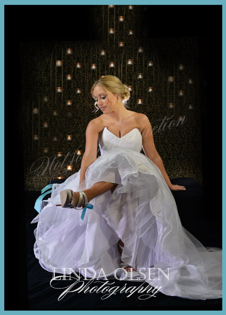Bridal studio shoes