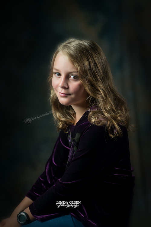 Our granddaughter Kayla is turning 10 today. I had photographed her in August and wish she lived closer to us. Three thousand miles away is too far.
