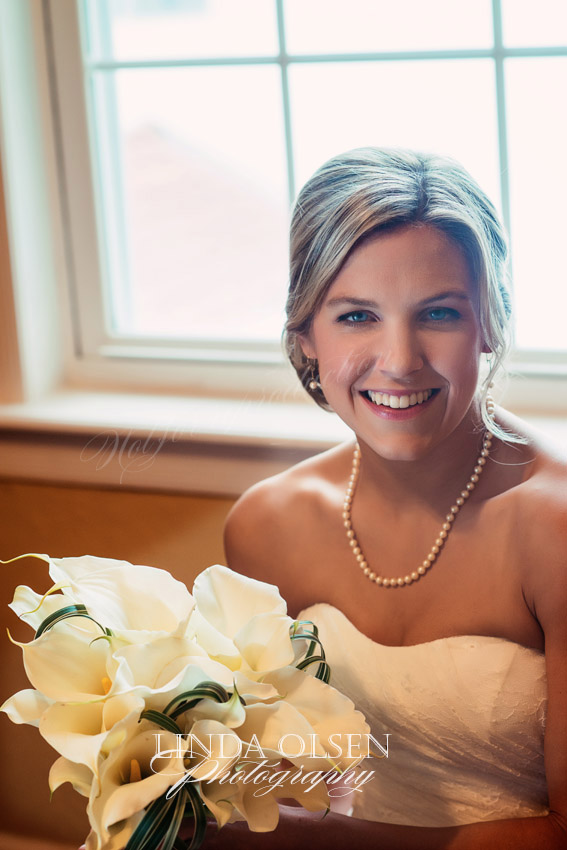 Nora Crawford and David Osborn wedding