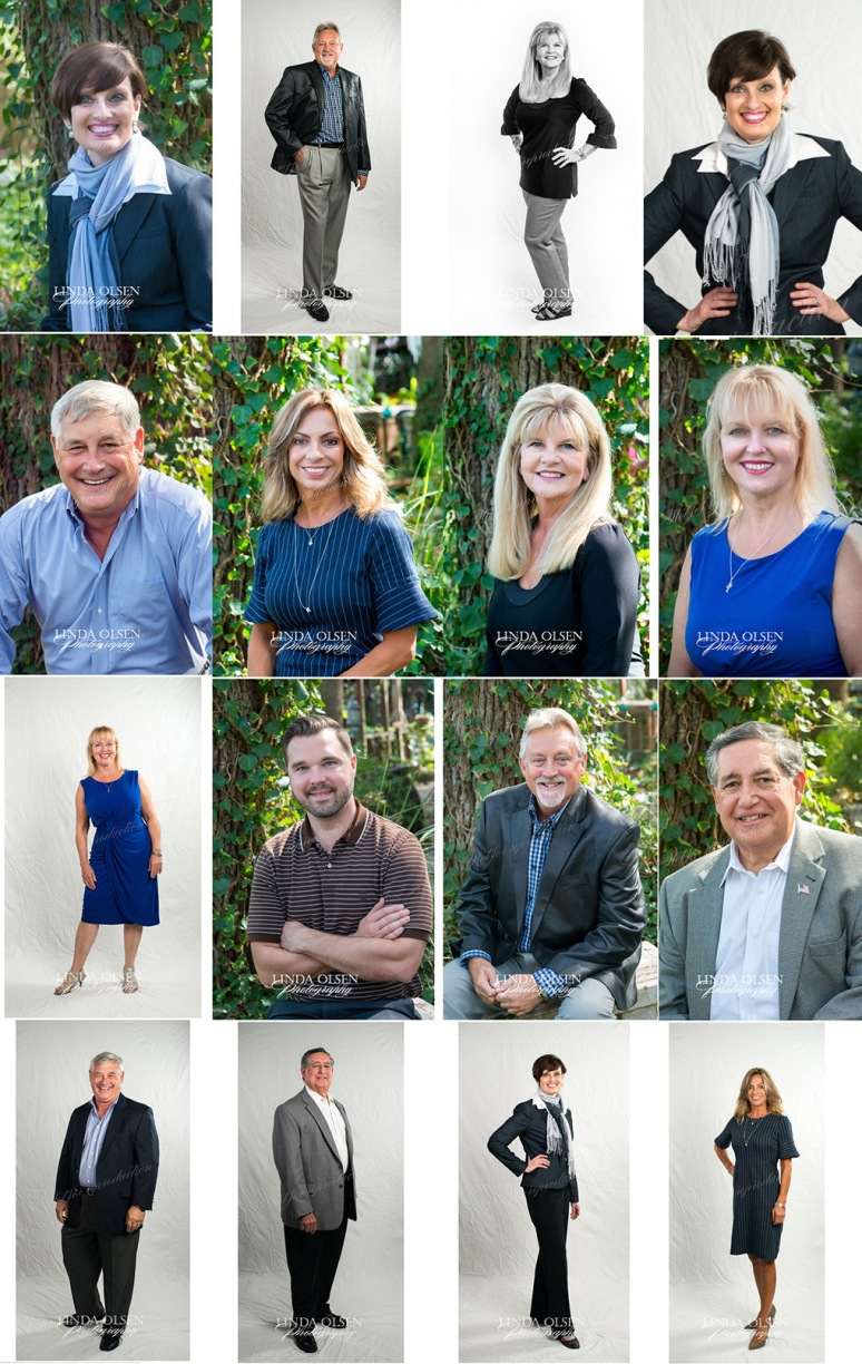 Eleven Atlantic LLC needed new business portraits for their new office and website. The web designer wanted full length shots of each executive, shot on white which will be silhouetted out, made black and white and cloned together. I used a large photo white fabric backdrop which had some wrinkles but knew it would be stripped out. Getting people to pose with some fun is always challenging because most people are uncomfortable in front of a camera..but we actually had fun making it short and sweet. I then took all of them to my garden for a simple natural light shot.